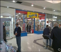 1,730 SF Shopping Centre Unit for Rent  |  Unit 13, Treaty Centre, Hounslow, TW3 1ES