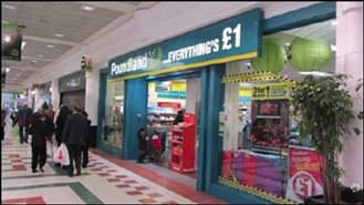 3,839 SF Shopping Centre Unit for Rent  |  UNITS 6-7, Rochdale Exchange Shopping Centre, Rochdale, OL16 1EA