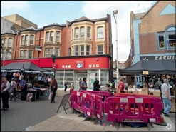 1,310 SF High Street Shop for Rent  |  169 High Road, Ilford, IG1 1DG