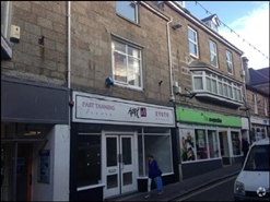 599 SF High Street Shop for Rent  |  13 Tregenna Place, St Ives, TR26 1SD