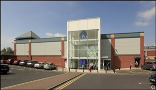 280 SF Shopping Centre Unit for Rent  |  Kiosk C, Spinning Gate Shopping Centre, Leigh, WN7 4PG