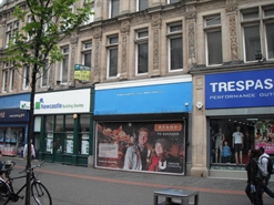 1,707 SF High Street Shop for Rent  |  40 Linthorpe Road, Middlesbrough, TS1 1RD