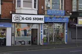 577 SF High Street Shop for Sale  |  99 Derby Road, Nottingham, NG1 5BB