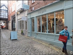 465 SF High Street Shop for Rent  |  10 Angel Gate, Guildford, GU1 4AE