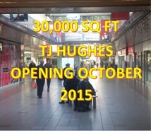 869 SF Shopping Centre Unit for Rent  |  52 Medway, The Strand Shopping Centre, Bootle, L20 4SR