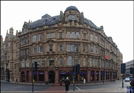 4,583 SF High Street Shop for Rent  |  Goodbard House, Leeds, LS1 2JS