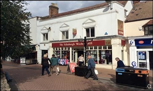 2,160 SF High Street Shop for Rent  |  24 Sheep Street, Bicester, OX26 6TB