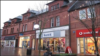 2,395 SF High Street Shop for Rent  |  44 - 46 Grove Street, Wilmslow, SK9 1DS