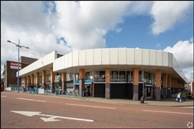 1,170 SF Shopping Centre Unit for Rent  |  Unit 6, Dudley, DY2 7BL