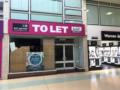 1,024 SF Shopping Centre Unit for Rent  |  Unit 14, Churchill Shopping Centre, Dudley, DY2 7BL