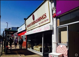 2,097 SF High Street Shop for Sale  |  686 Christchurch Road, Bournemouth, BH7 6BT