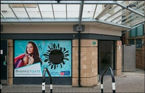1,250 SF Shopping Centre Unit for Rent  |  1 Gillisons Lane, Marketgate Shopping Centre, Lancaster, LA1 1JB