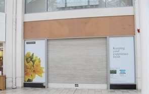 1,736 SF Shopping Centre Unit for Rent  |  Unit 16, Riverside Shopping Centre, Evesham, WR11 4BG