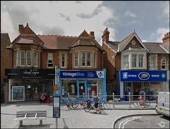 1,035 SF High Street Shop for Rent  |  219 Banbury Road, Oxford, OX2 7HQ