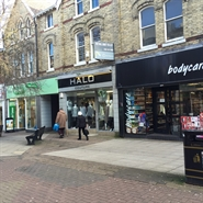 645 SF High Street Shop for Rent  |  97 George Street, Altrincham, WA14 1RN