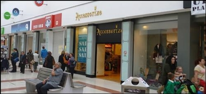 13,038 SF Shopping Centre Unit for Rent  |  72a, Queensmere Shopping Centre, Slough, SL1 1DG