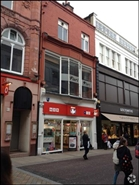 696 SF High Street Shop for Rent  |  7 Commercial Street, Leeds, LS1 6AL