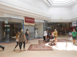 568 SF Shopping Centre Unit for Rent  |  Unit 14, The Orchards Shopping Centre, Dartford, DA1 1DN