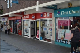 1,181 SF Shopping Centre Unit for Rent  |  St Marys Arcade, St Helens, WA10 1AR