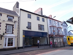 1,048 SF High Street Shop for Rent  |  5 Pendre, Cardigan, SA43 1JL