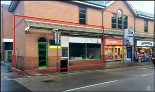613 SF High Street Shop for Rent  |  71 Hyde Road, Paignton, TQ4 5EE