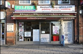 737 SF High Street Shop for Rent | 327 Vicarage Farm Road, Hounslow, TW5 0DR