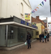 2,239 SF High Street Shop for Rent  |  Virginia House, Banbury, OX16 5LX