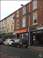1,000 SF High Street Shop for Rent  |  24 - 28 Bodfor Street, Rhyl, LL18 1AU