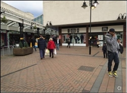 1,400 SF Shopping Centre Unit for Rent  |  2 Priory Square, Birmingham, B4 7LG