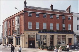 3,599 SF High Street Shop for Rent  |  4 - 13 Cecil Square, Margate, CT9 1BD