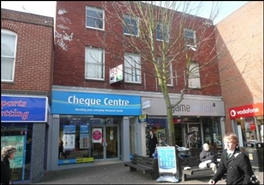 1,402 SF High Street Shop for Rent  |  30 High Street, Ramsgate, CT11 9AG