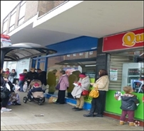 1,250 SF High Street Shop for Rent  |  15 North Street, Rugby, CV21 2AF