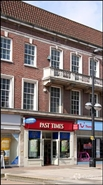 953 SF High Street Shop for Rent  |  15 King Edward Street, Hull, HU1 3RL