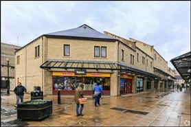 1,770 SF Shopping Centre Unit for Rent  |  Woolshops Shopping Centre, Halifax, HX1 1RU