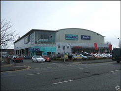26,000 SF Out of Town Shop for Rent  |  41 Birmingham Road, Wolverhampton, WV2 3LQ