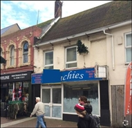 995 SF High Street Shop for Sale  |  65 High Street, Poole, BH15 1AF