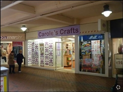 2,445 SF Shopping Centre Unit for Rent  |  9 Graham Way St Tydfil Square Shopping Centre, Merthyr Tydfil, CF47 8EG
