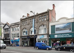 596 SF High Street Shop for Rent  |  Unit 3-7, Duke Street Arcade, Cardiff, CF10 1AZ