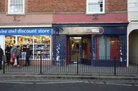 1,211 SF High Street Shop for Rent  |  23 Southgate, Sleaford, NG34 7SY