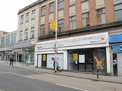 722 SF High Street Shop for Rent  |  95 Fore Street, Exeter, EX4 3QY