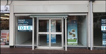 796 SF Shopping Centre Unit for Rent  |  Unit 10, The Riverside, Sleaford, NG34 7PD