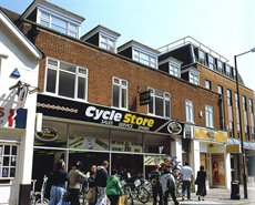 2,250 SF High Street Shop for Rent  |  67 Park Street, Camberley, GU15 3PE