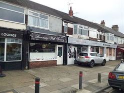 584 SF High Street Shop for Rent  |  170 Cromwell Road, Grimsby, DN31 2BA