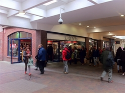 2,195 SF Shopping Centre Unit for Rent  |  Unit 25, Guildhall Shopping Centre, Exeter, EX4 3HP