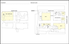 2,169 SF High Street Shop for Rent | Unit 1, Chichester Rents, London, WC2A 1EG