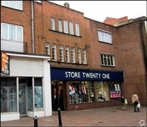 3,906 SF High Street Shop for Rent  |  58 - 60 High Street, Bromsgrove, B61 8EX