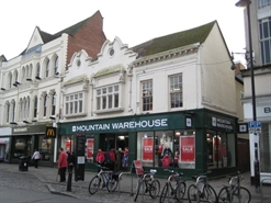 3,078 SF High Street Shop for Rent  |  33/34 High Street, Colchester, CO1 1DH