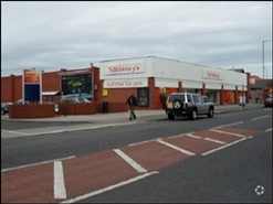 8,567 SF Out of Town Shop for Rent  |  Former Foodstore, Middlesbrough, TS3 6NQ