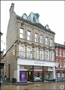 1,625 SF High Street Shop for Rent  |  Unit A, Winchester, SO23 9AH
