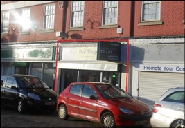 775 SF High Street Shop for Rent  |  6 Station Road, Hinckley, LE10 1AW